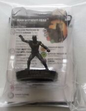 THE MAN WITHOUT FEAR #101 Avengers/Defenders War HeroClix OP LE Black Panther