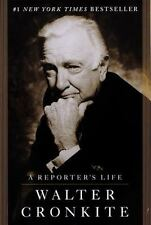 A Reporter's Life by Walter Cronkite (1997, Paperback)
