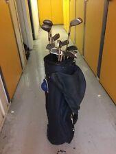 Mixed Set Steel Shaft Unisex Golf Clubs