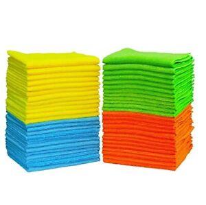 1 3 6 12 Pack Microfibre Super Soft Face Towels Cloth Flannels Sports Golf Gym
