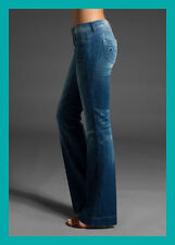NWT SIWY Ramona Bell Bottom Flare Jeans in Capture My Heart 27 $196