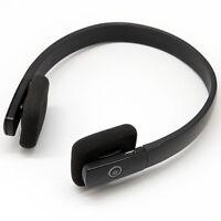 Headset Earphones Stereo Bluetooth Wireless with Mic / Bluedio DF610 Black