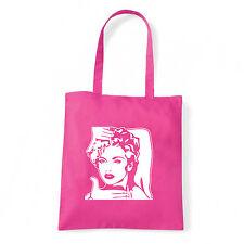 Art T-shirt, Borsa shoulder Like a Virgin, Fucsia, Shopper, Mare
