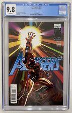 Avengers #12 CGC 9.8 - Iron Man yields the Infinity Gauntlet, Infinity War