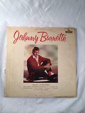 Johnny Burnette Liberty Vinyl LP Record Album FREE SHIPPING