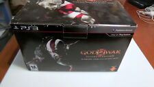 God of War III -- Ultimate Edition (Sony PlayStation 3, 2010) with New Game