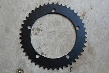 road chainring 144mm 144bcd track urban fixed 46t teeth single speed aluminum