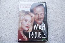 "DVD ""Man Trouble"". Avec Jack Nicholson"