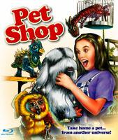 Pet Shop 1993 DVD / BLURAY 90s REMASTERED Vintage Retro Fantasy Family Movie NEW
