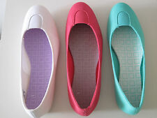 Nike Women's Pink White Mint Ballerina Flat Summer Cotton Casual Shoes