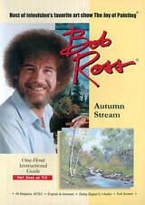 BOB ROSS:AUTUMN STREAM (NEW DVD)