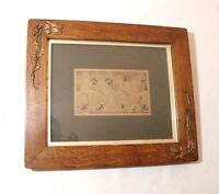 rare antique 1800's J.W. Matthewman figural ladies hand colored photograph photo