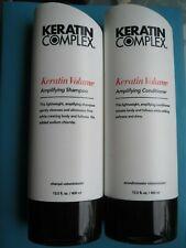 Keratin Complex Keratin Volume Shampoo & Conditioner 13.5 oz. Hair Care Set