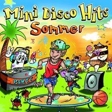 MINI DISCO HITS - SOMMER - LADY GAGA/HELENE FISCHER/CRO/DJ ÖTZI/+   CD NEW+