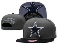 Dallas Cowboys NFL Football Embroidered Hat Snapback Adjustable Cap