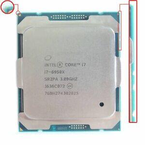 i7 6950X Intel Core i7-6950X SR2PA Processor 10Cores 20Threads 3.0GHz DIY X99 MB