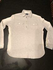 Mens Polo Ralph Lauren Pull Over Sweater/Shirt Size Medium!