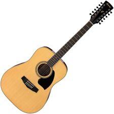 Ibanez pf1512-nt 12-saitige Western Guitare | NOUVEAU