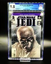 STAR WARS: JEDI MACE WINDU #NN CGC 9.8 1st app Of Asajj Ventress 🎥🎞 Obi-Wan