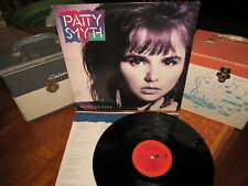 PATTY SMYTH Vinyl Lp NEVER ENOUGH W/Inner 1987 Columbia Beauty!