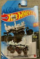 Hot Wheels Mars Rover Perseverance 2021 HW Space RARE NASA collectable, VHTF 🚀