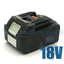 Batteria per MAKITA 18V 3000mAh Li-Ion BL1830 BL1815 194205-3 BL-1830 BL-1815