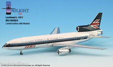 InFlight200 BEA British Eastern Demo N305EA Lockheed L-1011 1:200 Scale Diecast