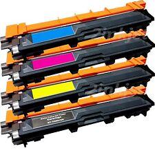 4 Pack TN-221BK TN-225 Color Toner Set For Brother HL-3140CW, HL-3170CDW