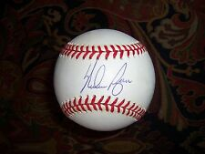 Nolan Ryan Autographed MLB Baseball PSA DNA