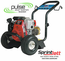 Pressure Cleaner Water Blaster Petrol Honda 5HP Engine 2500PSI