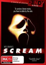 Scream (DVD, 2009) - Region 4