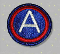 3rd Army Patch 1969 original Military Surplus, mint condition