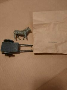 Barzso Davy Crockett Wilderness playset Ox Cart
