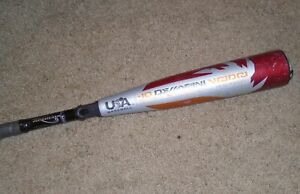"DeMarini UD2-18 28/18 Voodoo Balanced -10 Little League Baseball Bat 2 5/8"" USA"