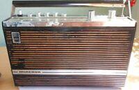 uralt portable Transistor Radio - Minerva / Minervox N - betriebsbereit