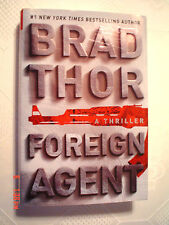 BRAND NEW Foreign Agent: A Thriller (Scot Harvath), Thor, Brad,