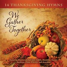 We Gather Together: 14 Thanksgiving Hymns (2011)