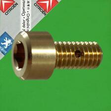NEW GENUINE Peugeot Citroen Brass Bleed Screw 130629
