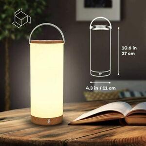 TaoTronics TT-DL23 Table Touch Sensor Camping Lamp Portable Lantern LED31