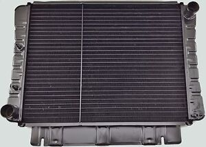 Radiator Galaxie Mercury Edsel 60 61 62 63 292 312 352 390 406 427 3 Core FoMoCo