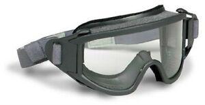 Ess Wrap Around Strap w/Face Foam Padding Heat Resistant Clear Lens 1pc 740-0283