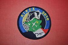 Badge insigne militaire patch armée écusson exercice AIREX 2010 Armée de l'Air
