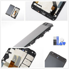 HTC Desire 530 Display LCD Touchscreen Digitizer Rahmen weiss