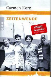 Zeitenwende von Carmen Korn (2019, Taschenbuch) Historischer Roman +++TOP+++