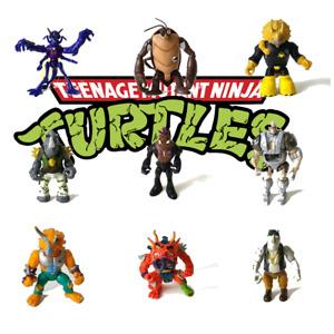 Vintage & Modern TMNT Teenage Mutant Ninja Turtles Action Figures - Choose
