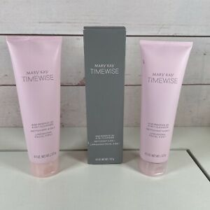 Mary Kay TimeWise Age Minimize 3D 4 in 1 Cleanser Combination to Oily LOT OF 2