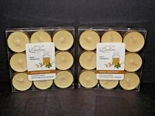 Medium FRESH PINEAPPLE Triple Scented ORGANIC SOY CANDLE GARDENERS HOLIDAY TIN