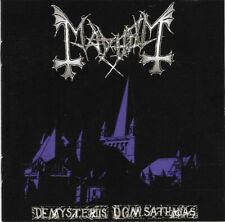 MAYHEM - De Mysteriis Dom Sathanas CD - SEALED - Norwegian Black Metal Album
