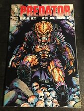 Predator:Big Game#1 Incredible Condition 8.5(1991) Warner Cover!!