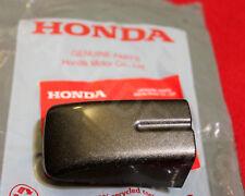 NEW 04-08 ACURA TL TYPE S DRIVER REAR CARBON BRONZE DOOR HANDLE LOCK COVER CAP